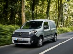 Renault Kangoo ZE small electric van now on sale with longer range