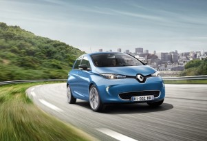 European electric and plug-in hybrid sales for Jan 2017