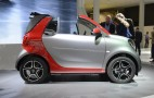 2017 Smart ForTwo Cabrio: 2015 Frankfurt Auto Show Live Photos & Video