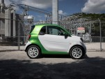 2017 Smart ForTwo Electric Drive: first drive of electric two-seat car