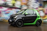 2017 Smart ForTwo Electric Drive priced from $24,550