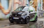 2018 Smart ForTwo Electric Drive preview
