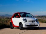 2017 Smart Fortwo Cabriolet  -  First Drive, January 2016