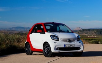 2017 Smart Fortwo Cabriolet: First Drive