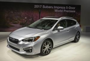 2017 Subaru Impreza video preview