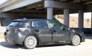 2017 Subaru Impreza hatchback spy shots - Image via S. Baldauf/SB-Medien