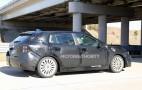 2017 Subaru Impreza Spy Shots