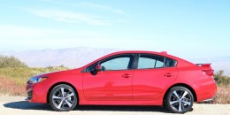 2017 Subaru Impreza: first drive of AWD compact sedan, hatch