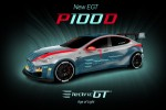 778-hp Tesla Model S Electric GT racer does 0-62 mph in 2.1 seconds