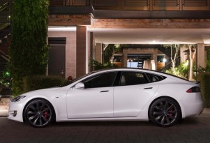 Used Tesla Model S values stay higher than expected
