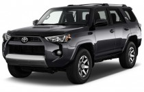 2017 Toyota 4Runner TRD Off Road 4WD (Natl) Angular Front Exterior View