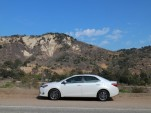 2017 Toyota Corolla, test drive, Ojai, California, Sep 2016
