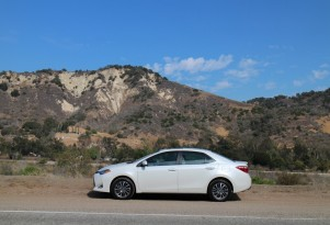 2017 Toyota Corolla: first drive of updated compact sedan