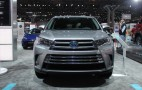 2017 Toyota Highlander gets revised look, 8-speed auto: Live photos