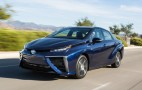 2017 Toyota Mirai price stays same, fuel-cell car adds new color