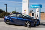 Price cut and monthly sales spike for Toyota Mirai fuel-cell sedan