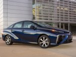 Toyota Mirai update to fix output voltage on fuel cell electronics