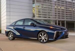 Toyota Mirai recall to fix output voltage on fuel cell electronics