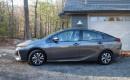 2017 Toyota Prius Prime, Catskill Mountains, NY, Nov 2016