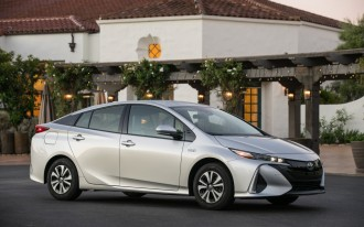 2017 Toyota Prius Prime rated at impressive 133 MPGe