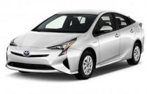 2017 Toyota Prius Two (Natl) Angular Front Exterior View
