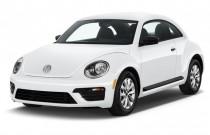 2017 Volkswagen Beetle 1.8T S Auto Angular Front Exterior View