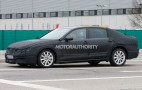 2017 Volkswagen C Coupe GTE Spy Shots