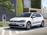 2017 Volkswagen e-Golf preview