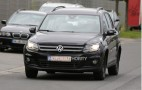 2017 Volkswagen T-Roc Production Model Spy Shots