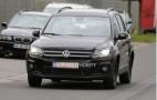 2017 Volkswagen T-Roc Production Model Spy Shots