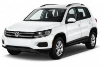 2017 Volkswagen Tiguan 2.0T S 4MOTION Angular Front Exterior View