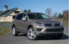 Volkswagen Touareg dropped in US