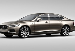2017 Volvo S90 Excellence
