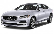2017 Volvo S90 T5 FWD Inscription Angular Front Exterior View