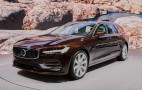 2018 Volvo V90: Svelte Swedish wagon debuts in Geneva