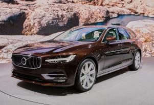 2018 Volvo V90, 2016 Geneva Motor Show