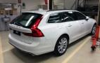 2017 Volvo V90 Leaked
