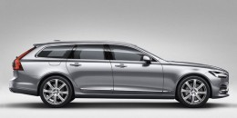 2017 Volvo V90 leaked - Image via Teknikens Värld