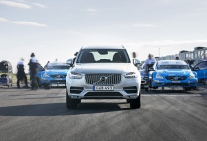 Most powerful Volvo ever is a plug-in hybrid SUV. Really.