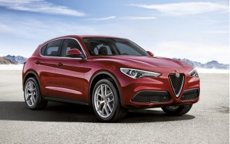 2018 Alfa Romeo Stelvio priced above direct rivals, but loaded with features