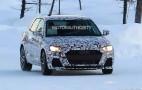 2018 Audi A1 spy shots