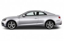 2018 Audi A5 Coupe 2.0 TFSI Premium Manual Side Exterior View