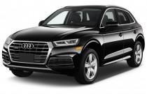 2018 Audi Q5 2.0 TFSI Prestige Angular Front Exterior View