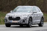 2018 Audi Q5 spy shots