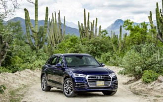 2017 BMW X3 vs. 2018 Audi Q5: Compare Cars