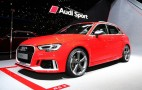 2018 Audi RS 3 Sportback debuts at 2017 Geneva auto show