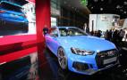Audi RS 4 Avant makes return at 2017 Frankfurt Motor Show