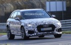 2018 Audi RS 4 Avant spy shots and video