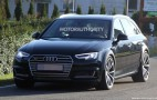 2018 Audi RS 4 Spy Shots