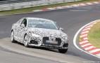 2018 Audi S5 Spy Shots
